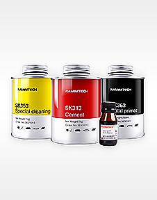 冷硫化粘接劑系列