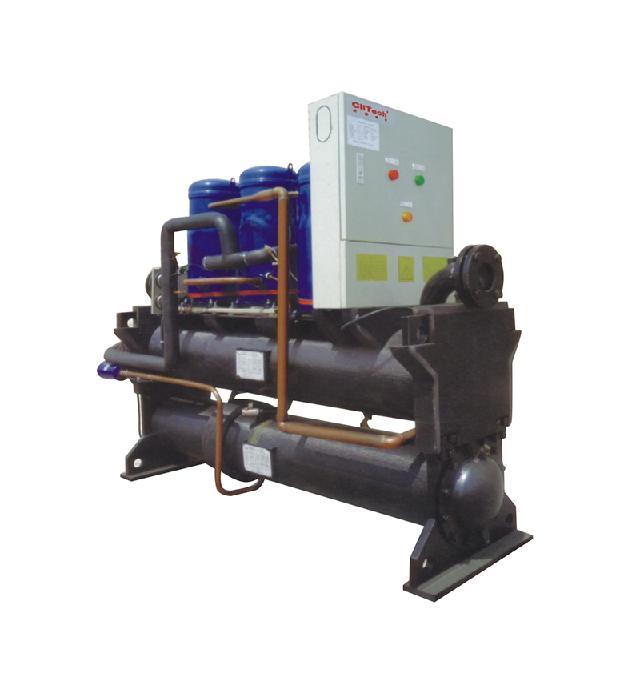 煤改电热泵