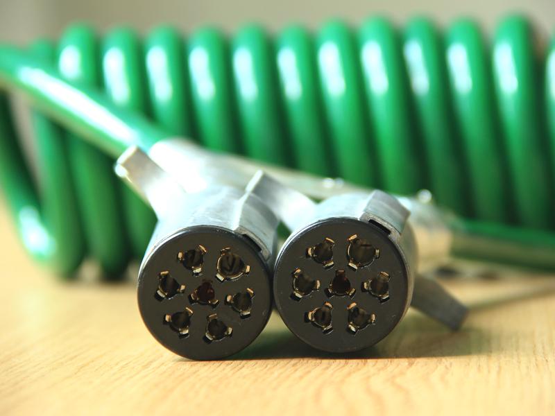 七芯電纜/高柔電纜/螺旋電纜/柔性電纜