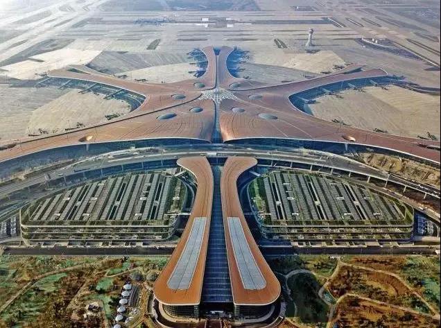 北京大興新國際機場正式投運,看看九九環保做了些什么?