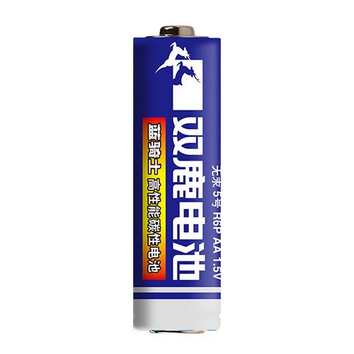 藍騎士碳性電池