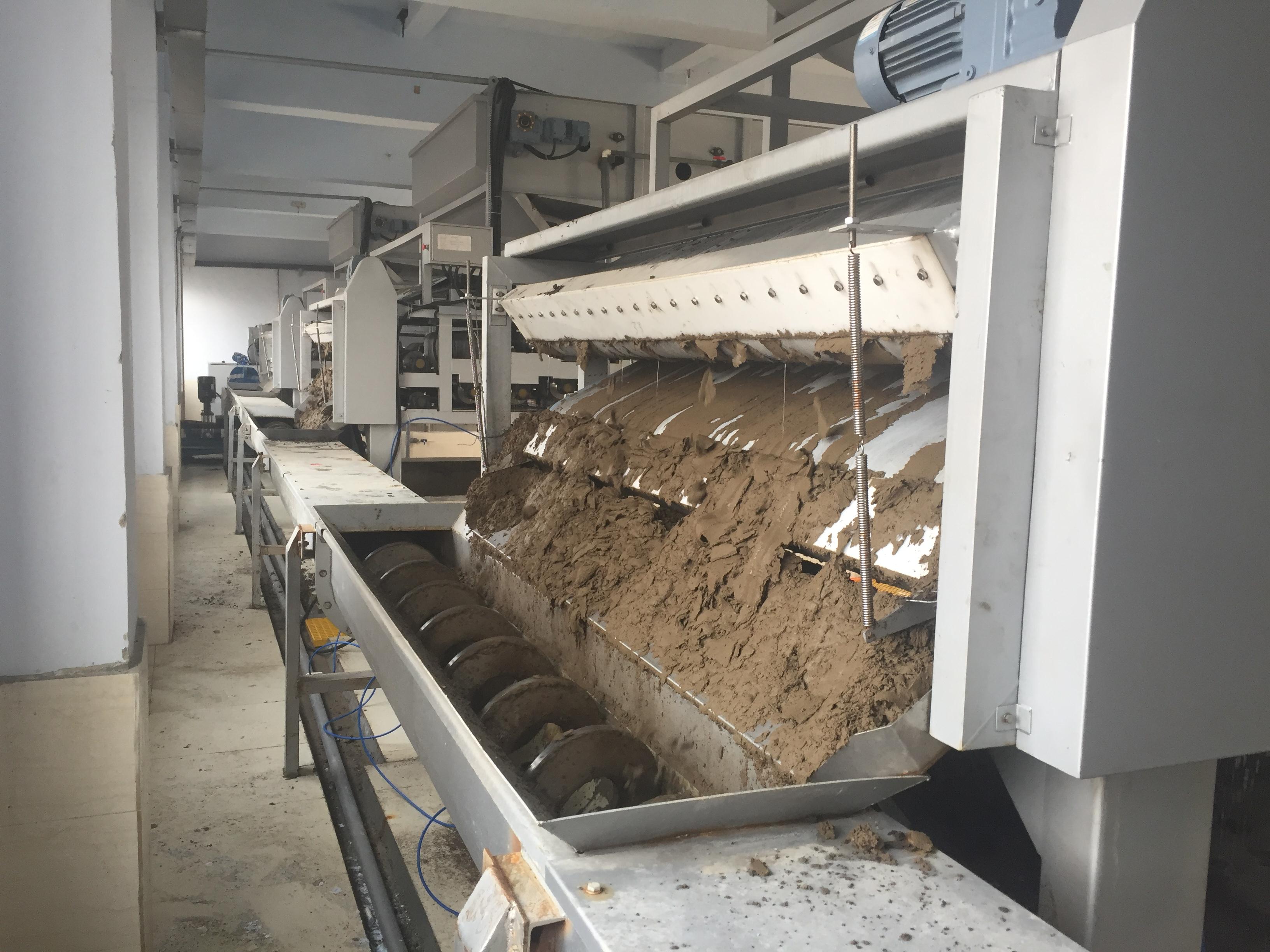 山西运城污水处理厂