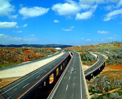 江西武吉高速公路工程