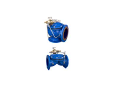 RV-1 直型和角型消防用泄压持压阀