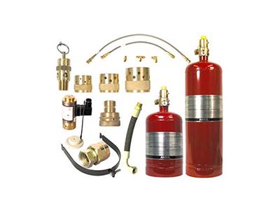 HYGOOD HFC-227ea气体灭火系统