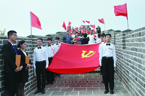 西部長青舉辦 唱紅歌頌黨恩活動