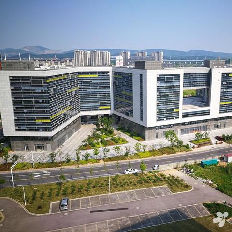 南京白下高新技術產業園區顯示屏