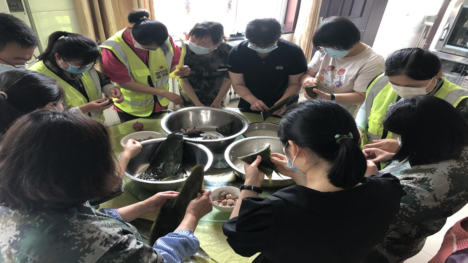 """臨沂市地方儲備糧管理中心開展""""我們的節日·端午節""""活動"""