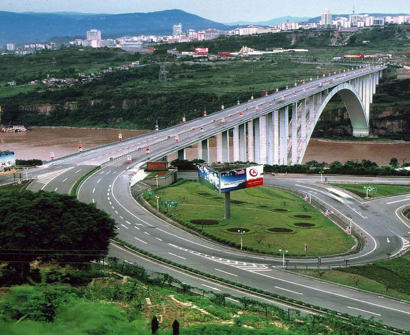甘肅平涼高速公路工程