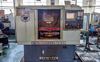 弧齒錐齒輪銑刀盤刃磨機