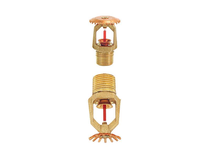 TY-FRB 系列K=40,80,115 快速响应、标准覆盖面直立/ 下垂型洒水喷头