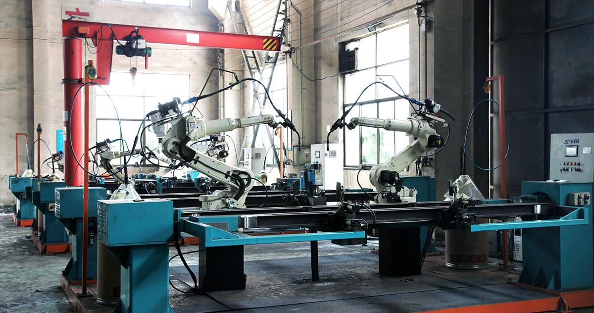 機器人焊接