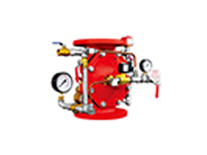 DV-5 电/ 电双联锁预作用系统 DN40~DN200