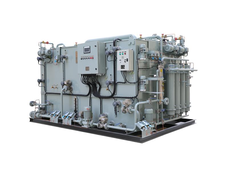 WCMBR型船用膜法生活污水處理裝置
