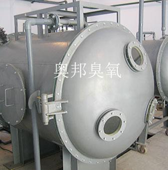 大型臭氧發生器:簡述大型臭氧發生器的應用