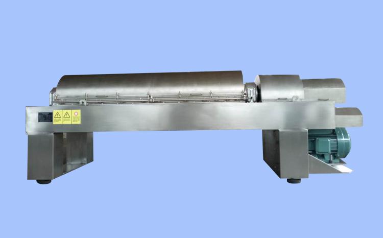 LW550型臥式離心機 Centrifuge