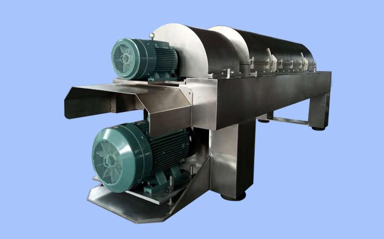 LW500型臥式離心機 Centrifuge