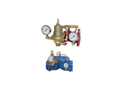 PRV-1 传导型减压阀球形和角形 DN50~DN200 1.72Mpa