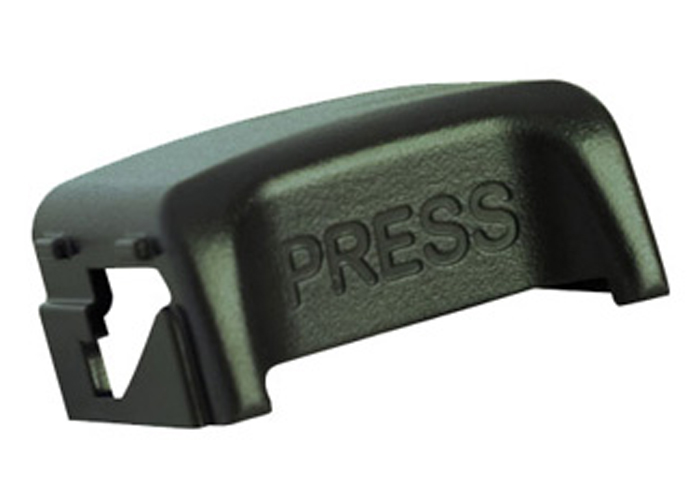 PRESS飞机安全带按钮
