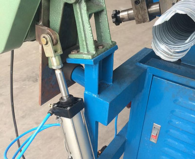 自動切割YJG110-3ZD型卷管機氣泵