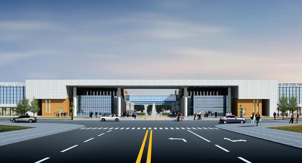 貴州市大興高新科技產業開發區EPC(科技孵化中心配套基礎設施建設工程)