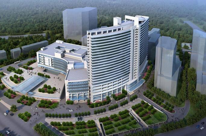 江蘇省人民醫院顯示系統