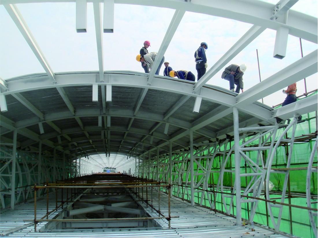 深圳市寶安機場航空站區擴建工程地面交通中