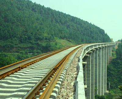 甬臺溫鐵路客運專線工程