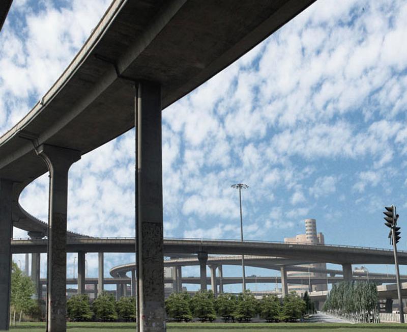 合肥市政高架工程