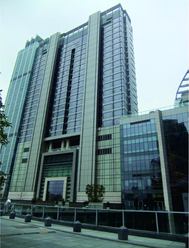 上海市淮海路3號地塊發展項目機電工程