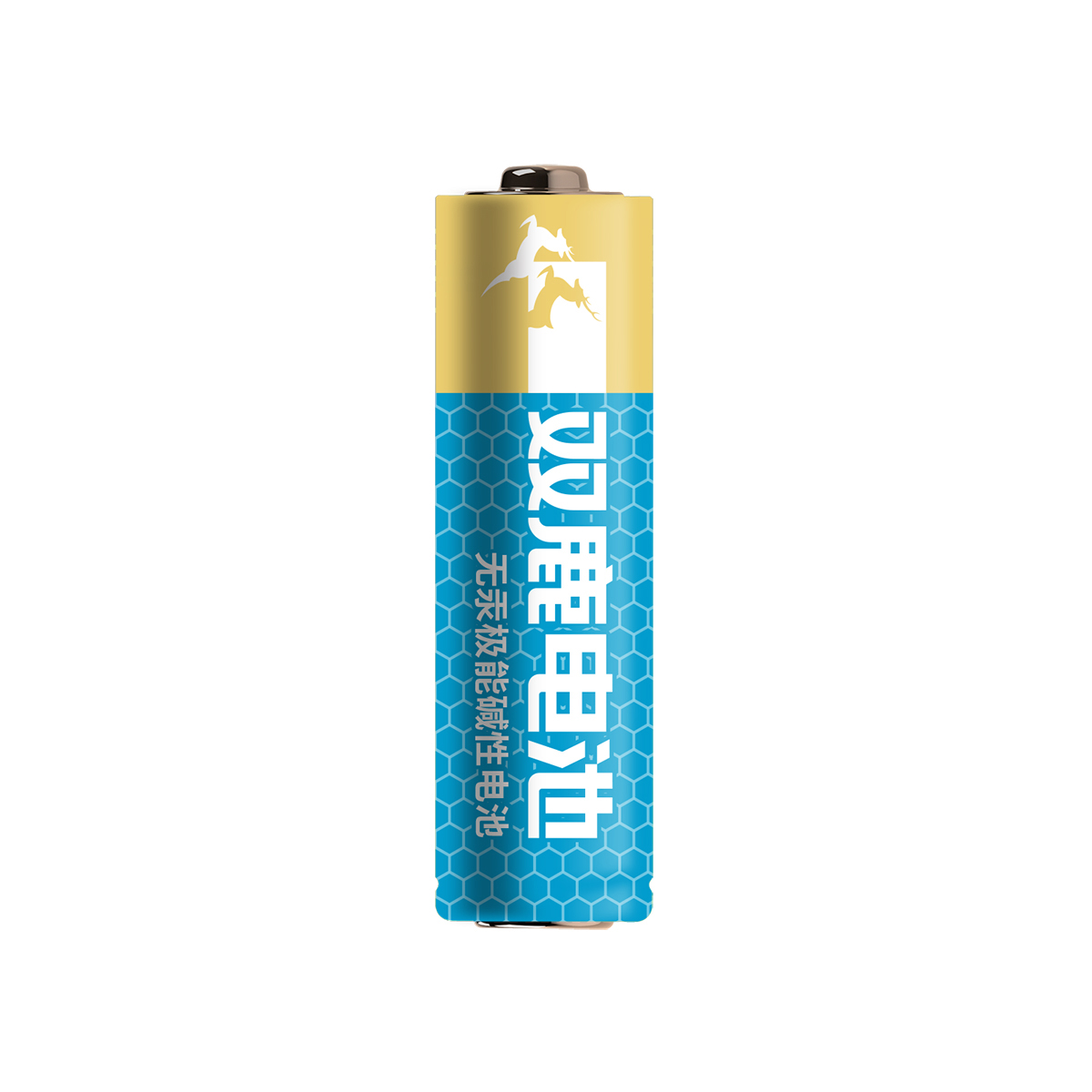 雙鹿極能堿性5號電池