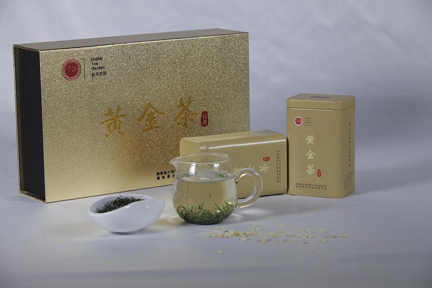 黃金茶240g
