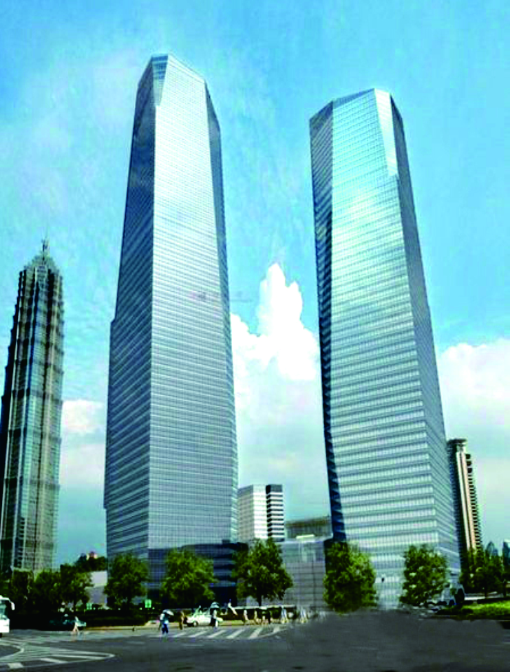上海市陸家嘴金融貿易區X2地塊項目(國金中心)機電工程