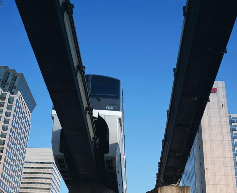 南京輕軌高架工程