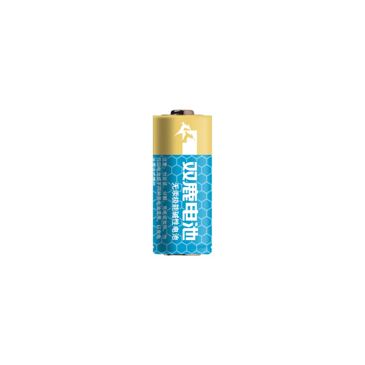 雙鹿極能堿性8號電池