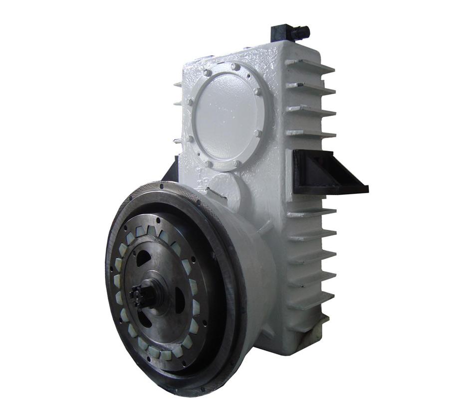 防爆柴油铲运车用抬高齿轮箱