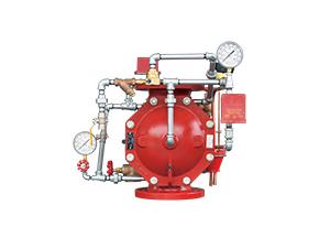 DV-5 带气压监测单联锁预作用系统 ( 电启动或湿式启动或干式启动)DN40~DN200