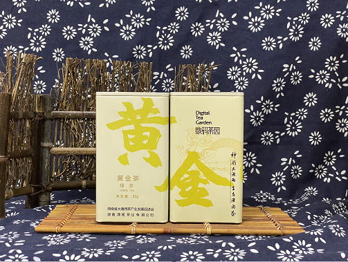 黃金茶80g