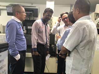 日本TDK客戶來訪