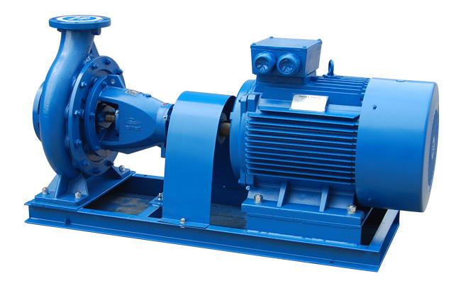 EAD系列卧式单级端吸泵组