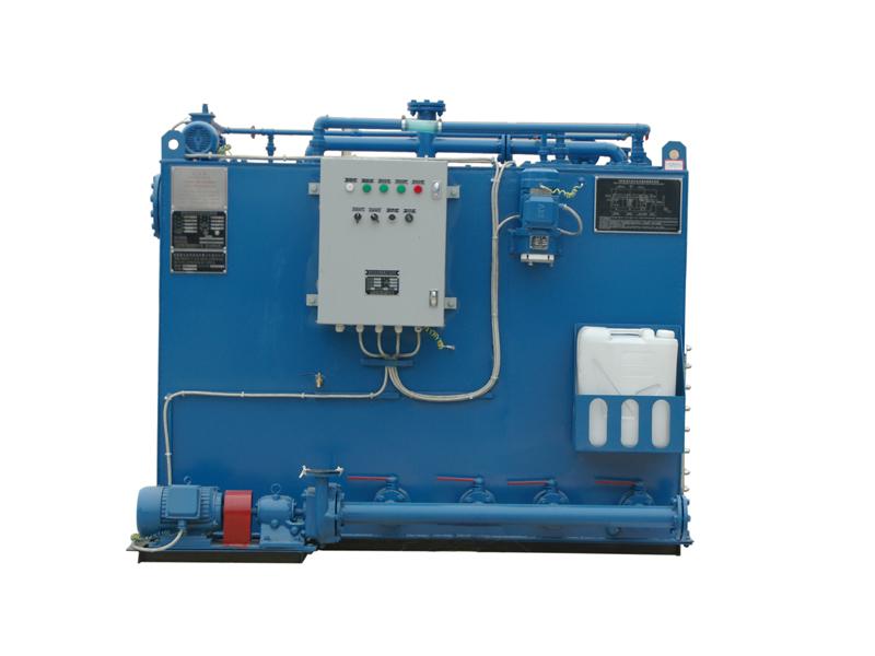 WCB系列生化法生活污水處理裝置