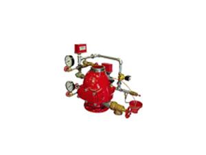 DV-5 型膜片式雨淋阀和雨淋系统 DN40~DN200 1.72 Mpa 外部复位, 垂直或水平安装