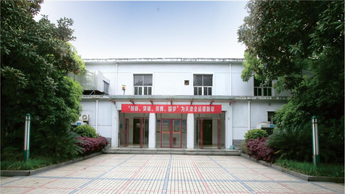 江西省體育局利用水源熱泵技術替代燃