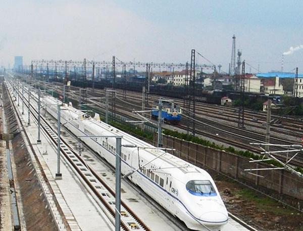 滬寧城際鐵路