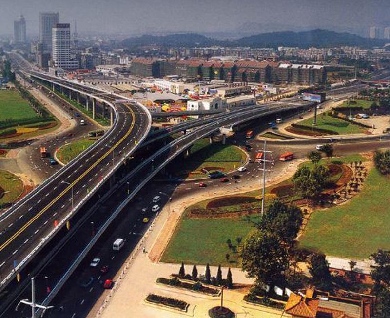 南京市政高架