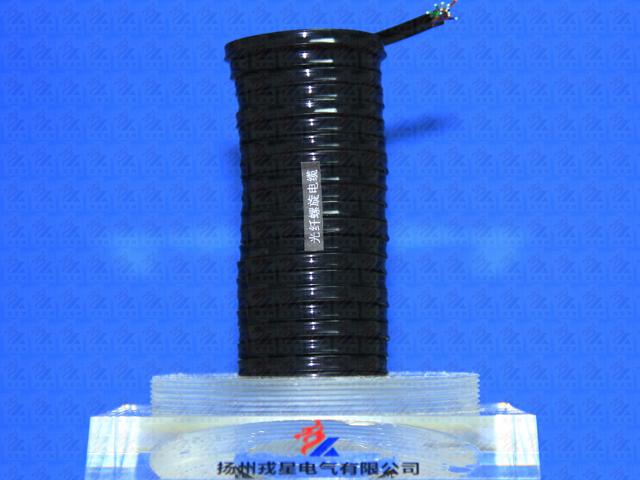光纖螺旋電纜/螺旋電纜/柔性電纜/pu彈簧線