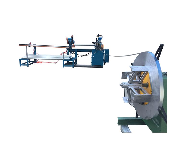 自動切割YJG110-3ZD型卷管機全面