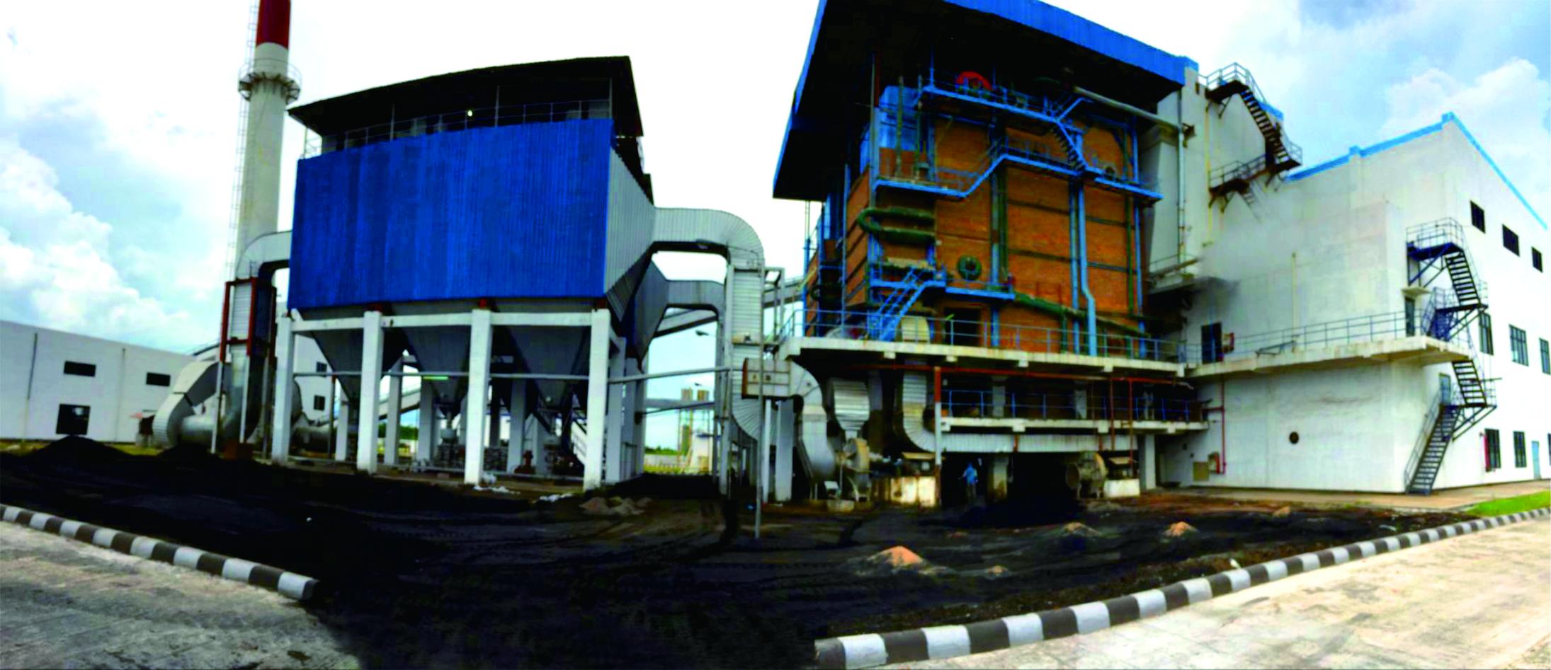 印尼WAYABUNG 2×6MW與JAMBI 1×6MW熱電廠工程