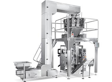 大型立式颗粒包装机